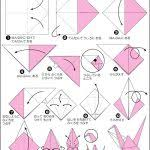 how to make origami bird with paper origami bird branch wedding