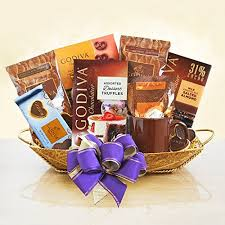 hot chocolate gift basket gift baskets archives hot cuppa hot cuppa