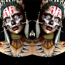 Halloween Costumes Kiss 20 Witch Doctor Ideas Skull Mask Witch
