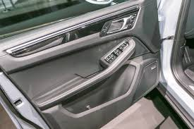 porsche macan interior 2017 porsche macan interior door panel motor trend