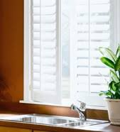 Kitchen Shutter Blinds The Benefits Of Composite Wood Blinds Shades And Shutters