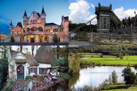Giethoorn Holland Homes For Sale by The Efteling Theme Park Netherlands I Want To Go To There U0026 See