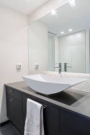 Bathroom Frameless Mirrors 3 Tips For Buying A Frameless Bathroom Mirror