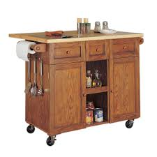 rolling kitchen island cart roselawnlutheran intended for metal