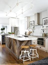 distressed white kitchen island rustic white kitchen cabinets dreamy kitchen islands