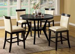 tall dining tables small spaces small counter height kitchen tables ideas u2014 emerson design