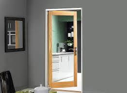 slab interior doors slab door with glass fleshroxon decoration