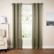 Green And Beige Curtains Green Curtains Drapes You Ll Wayfair