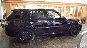 matte black range rover price 2015 range rover sport mariana black autobiography stealth