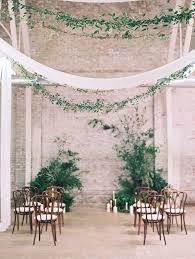 wedding backdrop greenery ceremony backdrops greenery walls lace and loyalty