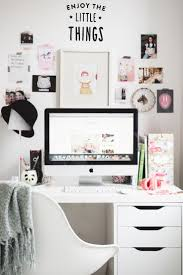 Desk Decor Ideas by Office Desk Decor Ideas Pinterest Muallimce