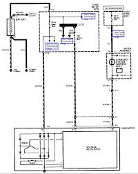 2001 isuzu rodeo wiringdiagram image details