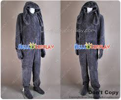 wilfred costume wilfred dog gray mascot costume deluxe version ww004 756