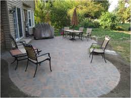 Patio Pavers Prices Backyard Concrete Backyard Cost Breathtaking Blue Patio