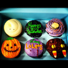 lola u0027s special halloween cupcakes beauty and the dirt