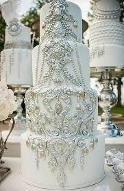 silver wedding cakes silver wedding cake cake ideas