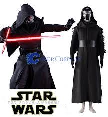 darth vader halloween costume star wars the force awakens kylo ren ben solo cosplay costume
