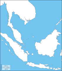 Map Of Se Asia by Asia Map Outline Roundtripticket Me