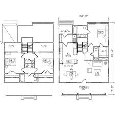 Floor Plans For Small Houses With 3 Bedrooms Bentley Iii Bungalow Floor Plan With 3 Bedrooms 30x43 House