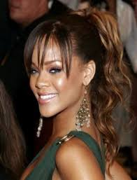 weave ponytails the 25 best ponytail hairstyles with weave ideas on