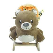 Honey Bear Crib Bedding by Rockabye Critters Honey Bear Rocker U0026 Reviews Wayfair
