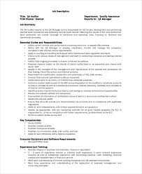 42a Job Description Resume by Review Systems Template Review Of Systems Template 13tt2 Review