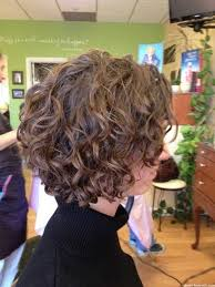 vies of side and back of wavy bob hairstyles loose curly bob hairstyle for short hair side view hairstyles