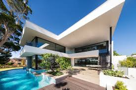 luxurious expressing views house in perth australia