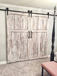 White Closet Door The Sliding Barn Door Guide Everything You Need To About The