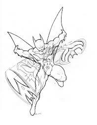 batman beyond sketch by jwientjes on deviantart