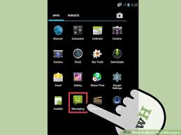 how to block a text on android how to block text messages 12 steps with pictures wikihow