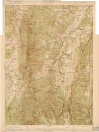 State Of Vermont Map by Maps Town Of Waitsfield Vermont