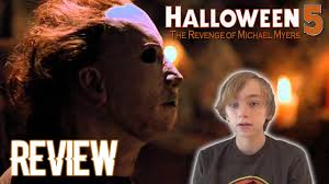 halloween 5 the revenge of michael myers movie review youtube