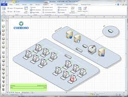 visio floor plan scale visualizing operations manager data in visio services visio insights