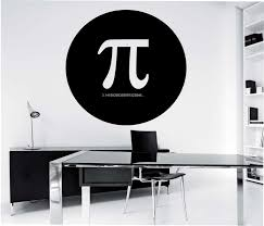 science decal etsy math wall decal sticker art decor bedroom design mural numbers educational education teach science nerd geek