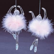 wholesale acrylic ballerina ornaments sku 106257 dollardays