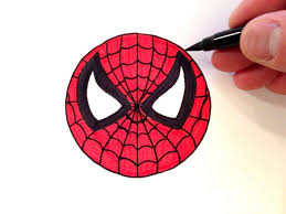 coloring pages glamorous spiderman face 81mrlehck1l sl1500
