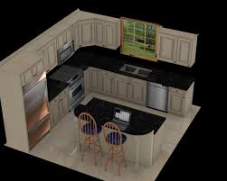 Island Kitchen Layouts by Luxury 12x12 Kitchen Layout With Island 51 For With 12x12 Kitchen