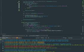 atom color themes making android studio pretty damian mee blog
