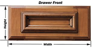 kitchen cabinet door fronts and drawer fronts how to measure for cabinet doors and drawer fronts