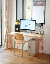 fabriquer bureau soi m e comment créer soi même bureau visitedeco