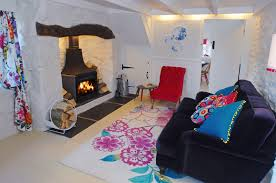 Jewel Tone Area Rug A Joyful Cottage July 2012