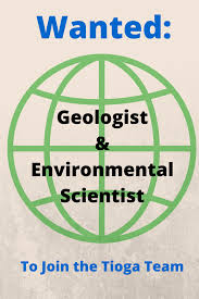 Seeking Join The Seeking A Professional Geologist And Environmental Scientist To
