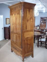 Cherry Armoire Wardrobe Armoire Wardrobe French Cherry Wood C 1800 France From