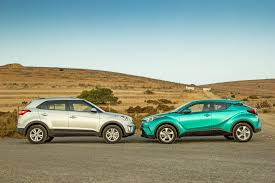 toyota mini car compact crossovers practical hyundai creta vs stylish toyota c hr