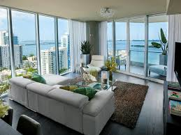 Contemporary Living Room Decorating Ideas  Design HGTV - Living room designs 2012