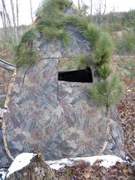 How To Make A Duck Blind Hunting Blind Wikipedia