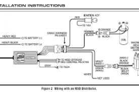 msd 6al wiring diagram hei distributor wiring diagram