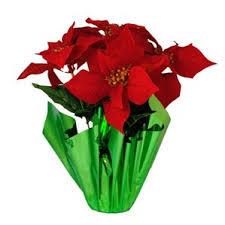 poinsettia artificial flowers you ll wayfair