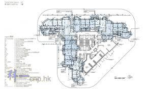 plan cuisine en parall鑞e 柏傲灣第01b座 平面圖
